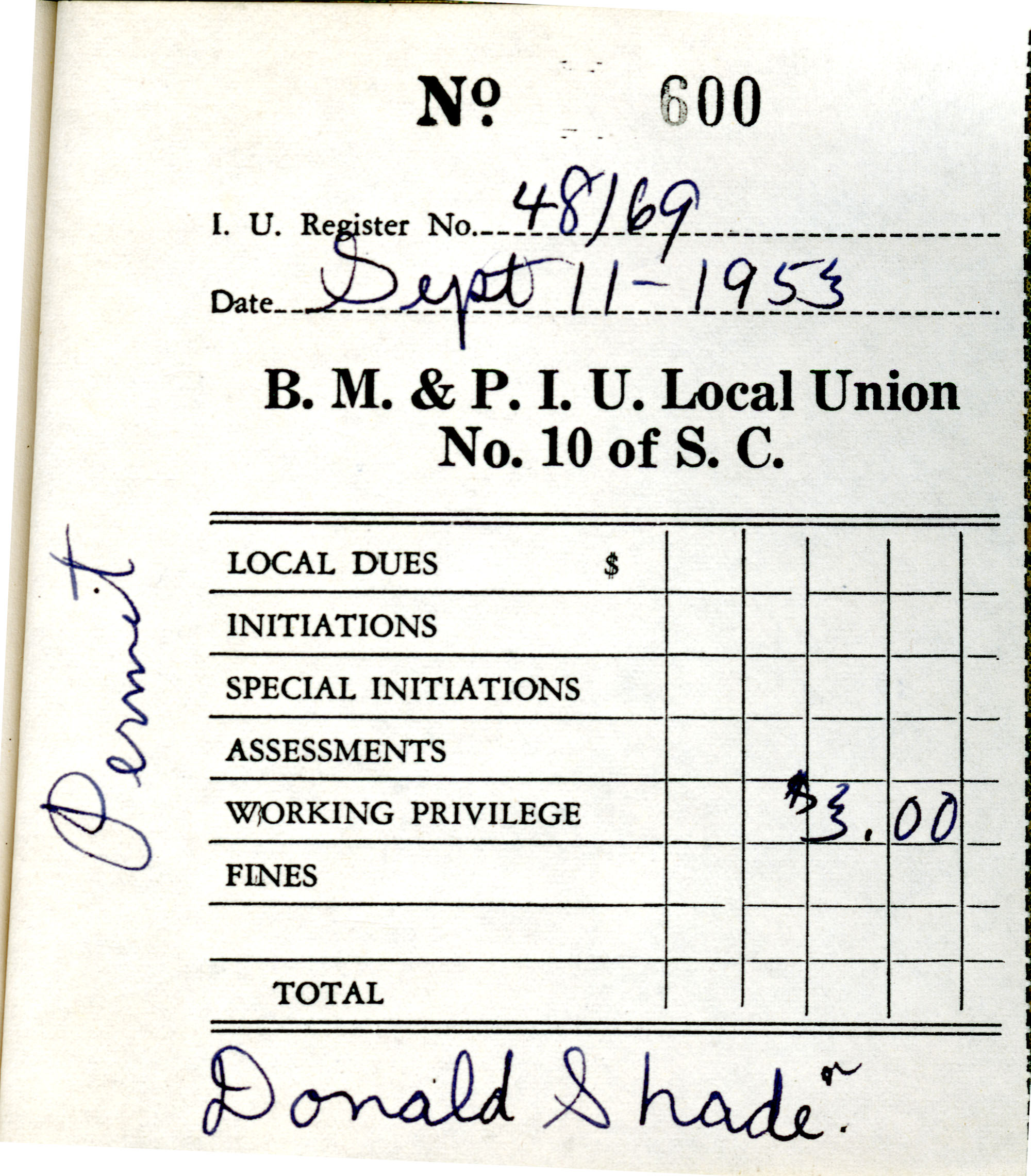 Receipt Book 1, Page 49