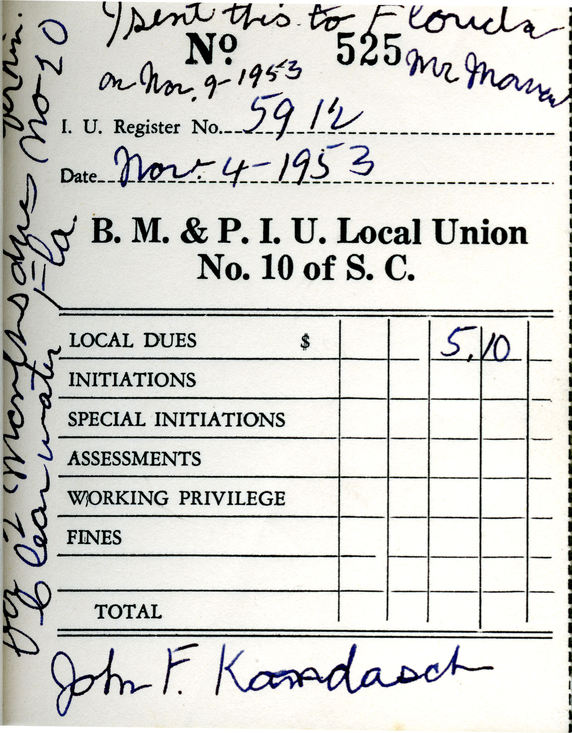 Receipt Book 2, Page 24