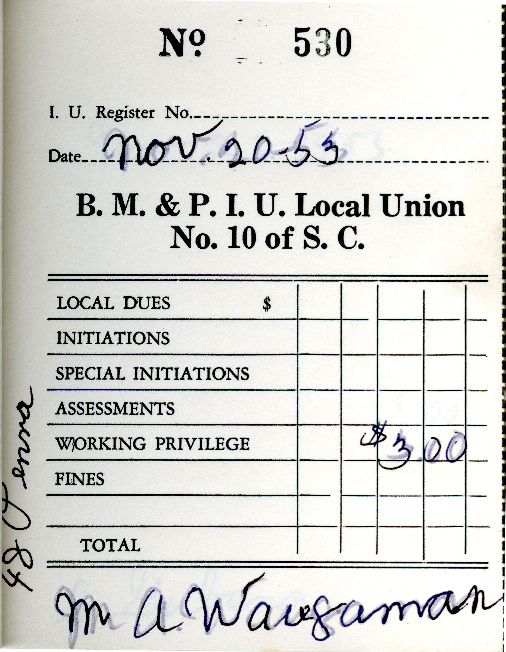 Receipt Book 2, Page 27