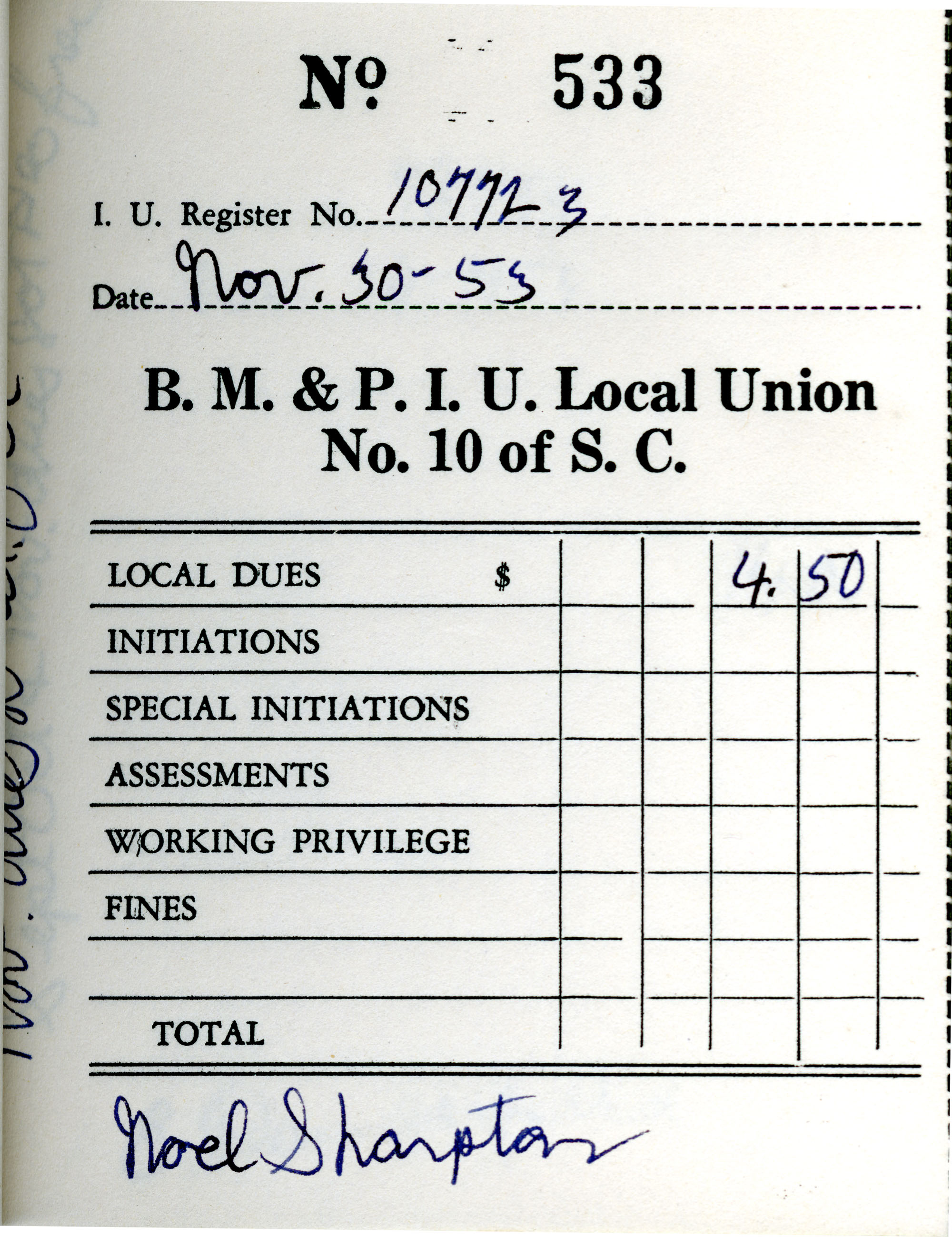 Receipt Book 2, Page 30