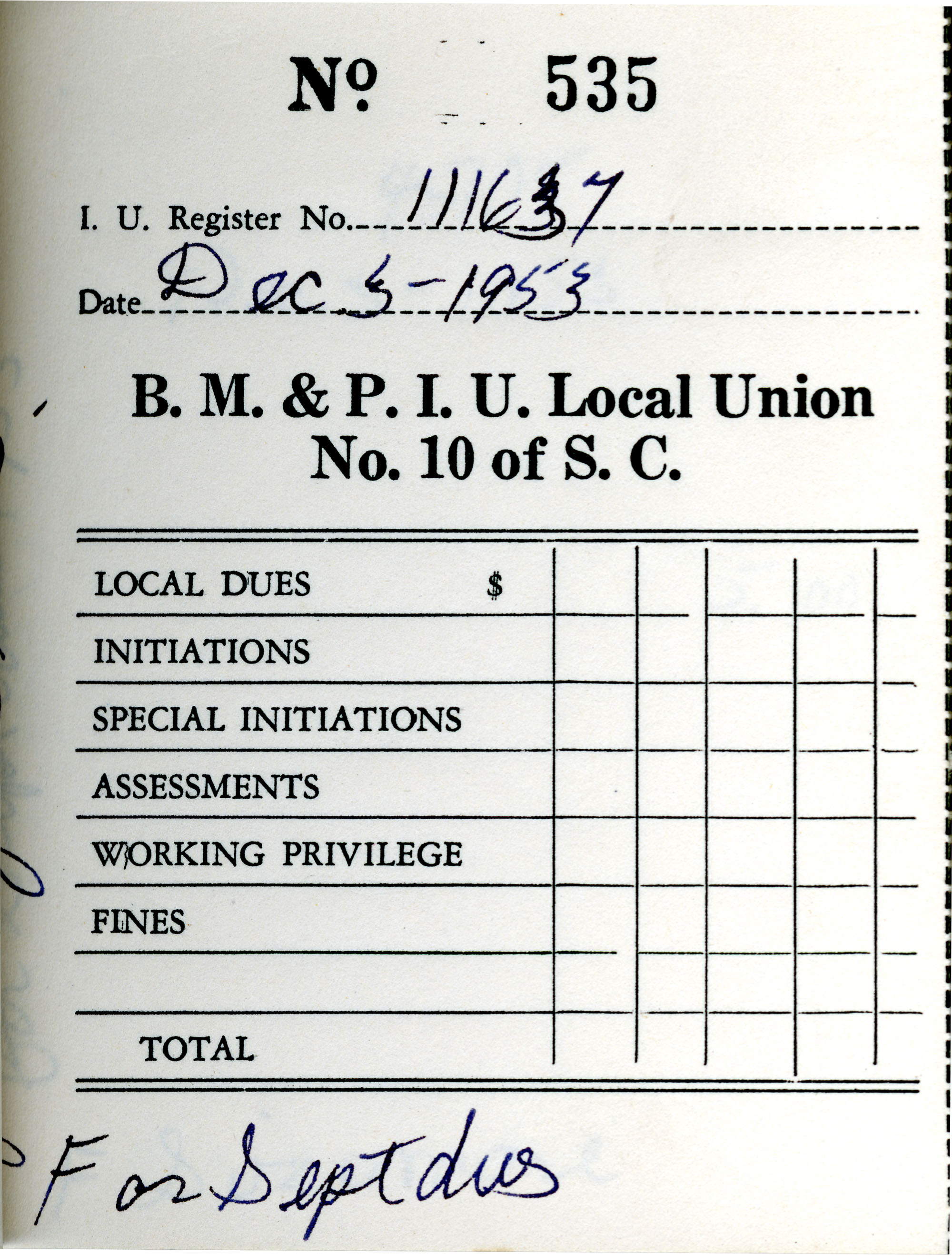 Receipt Book 2, Page 32