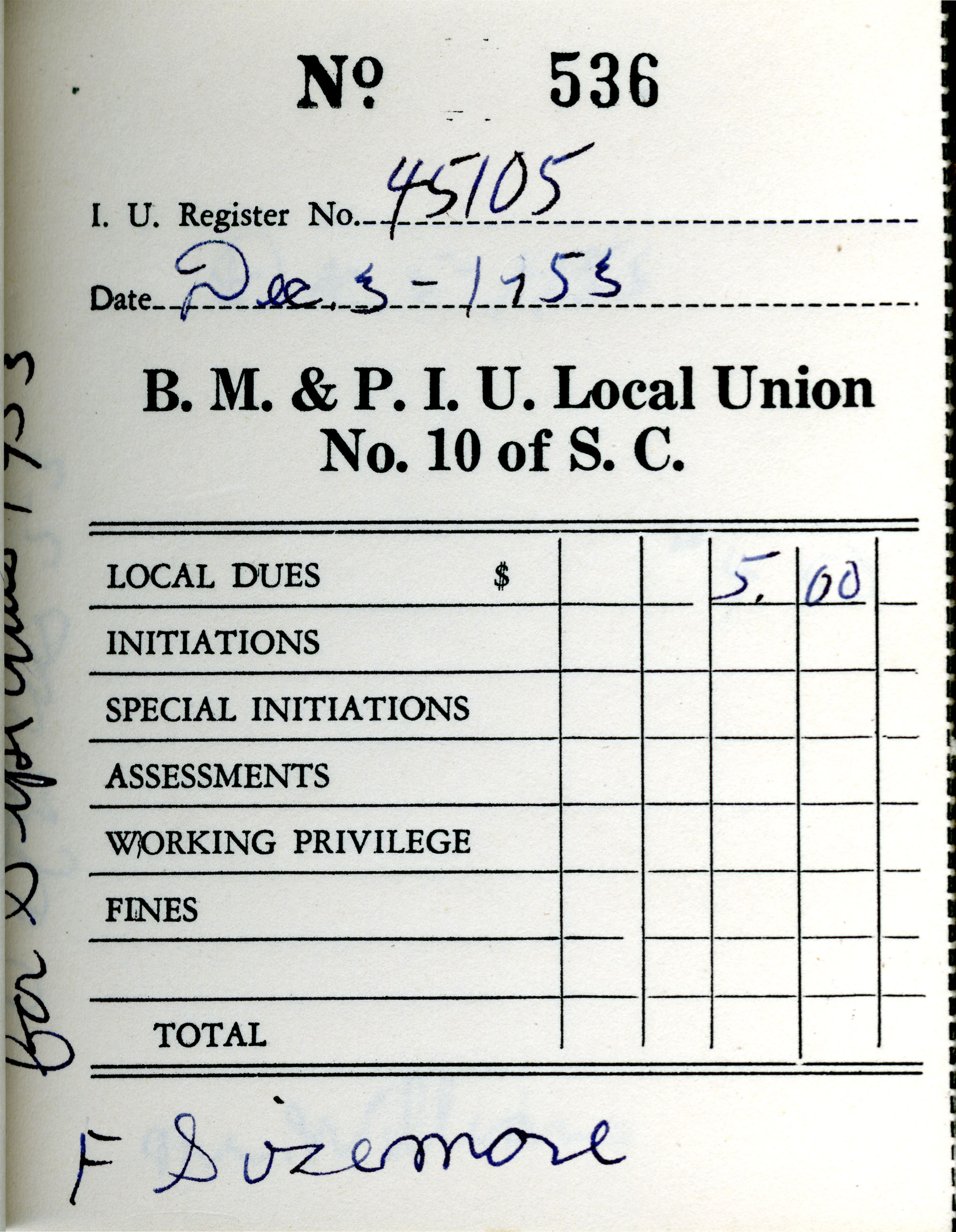 Receipt Book 2, Page 33