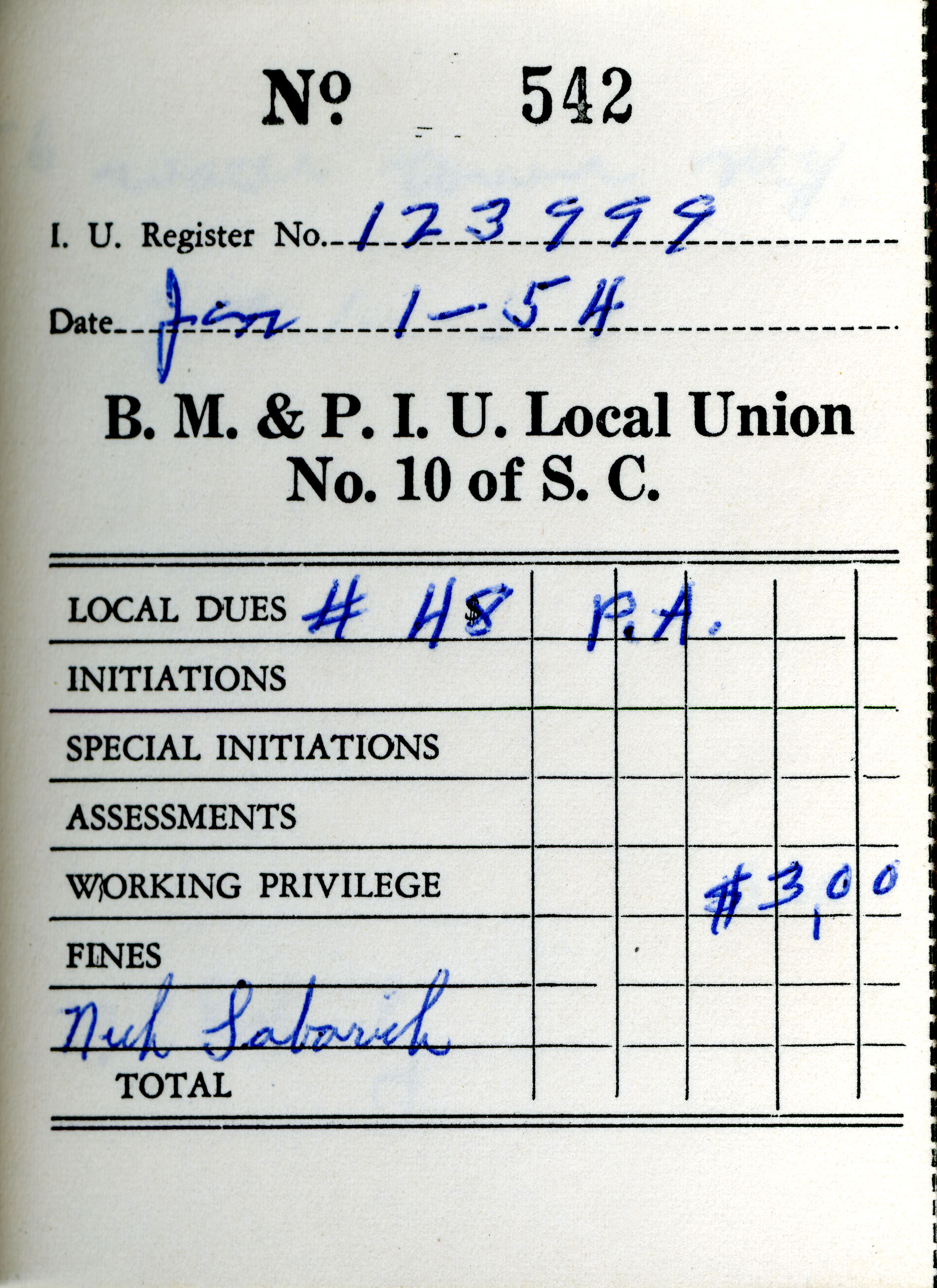 Receipt Book 2, Page 37