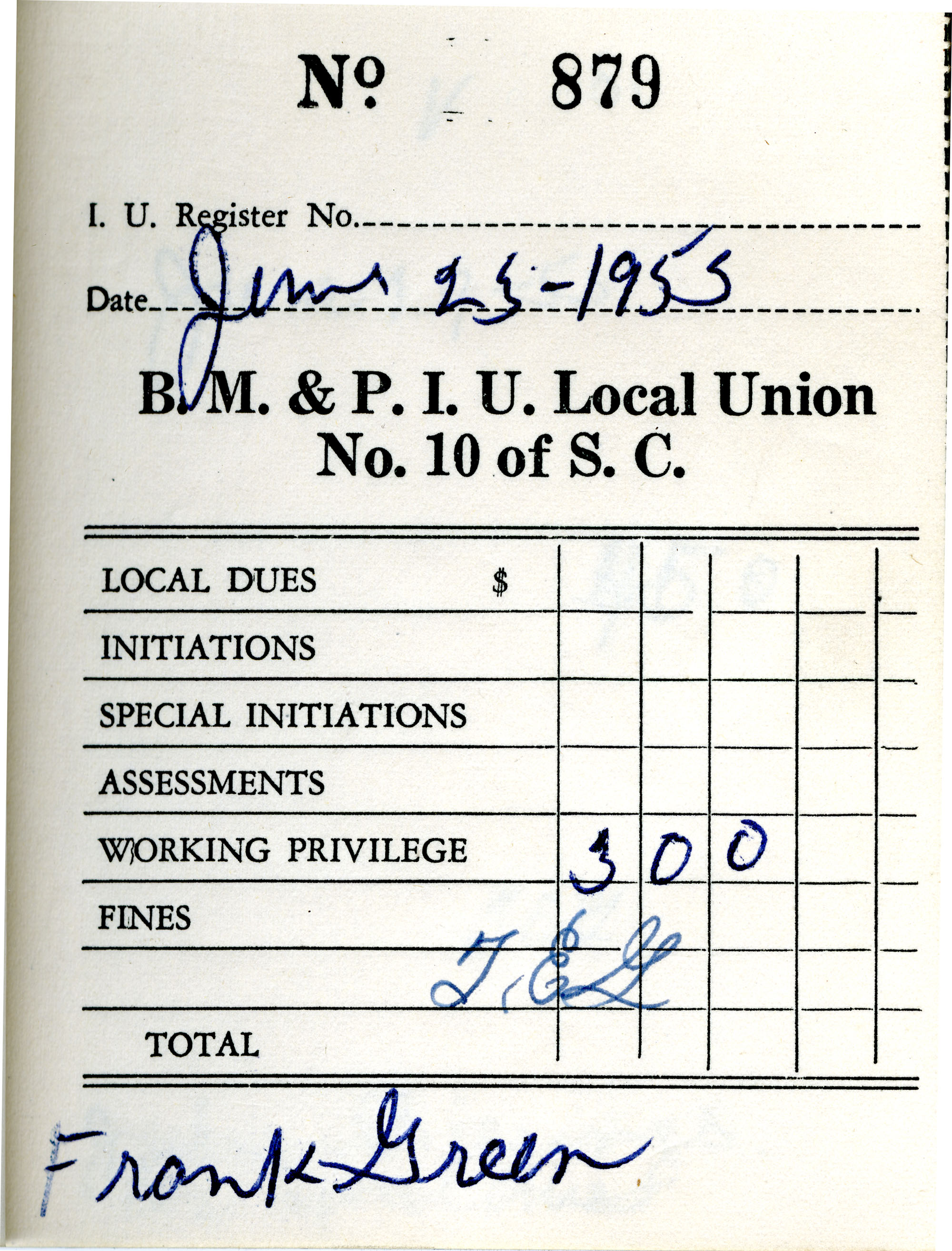 Receipt Book 3, Page 24