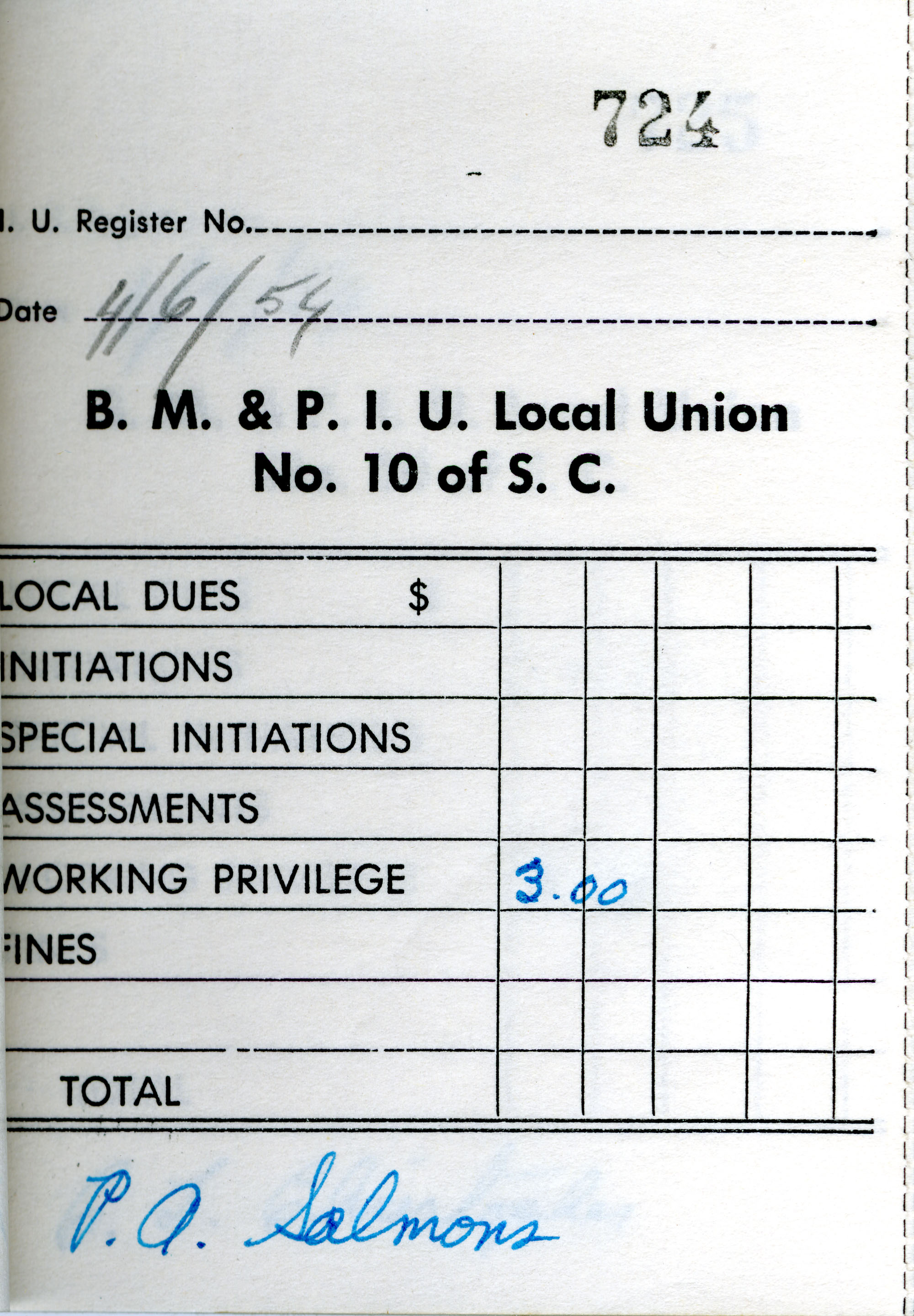 Receipt Book 5, Page 24