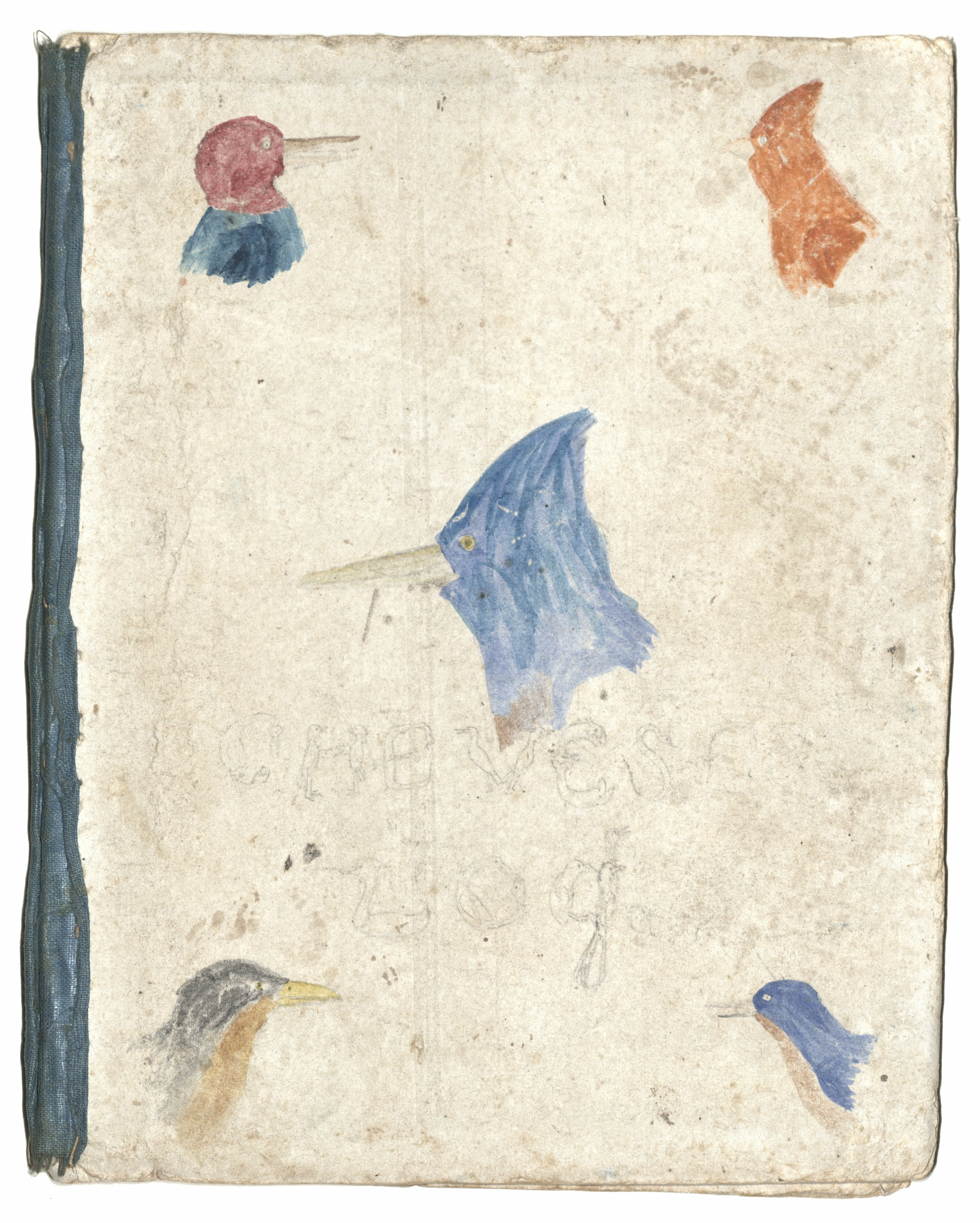 Langdon Cheves III Hunting Notes & Art