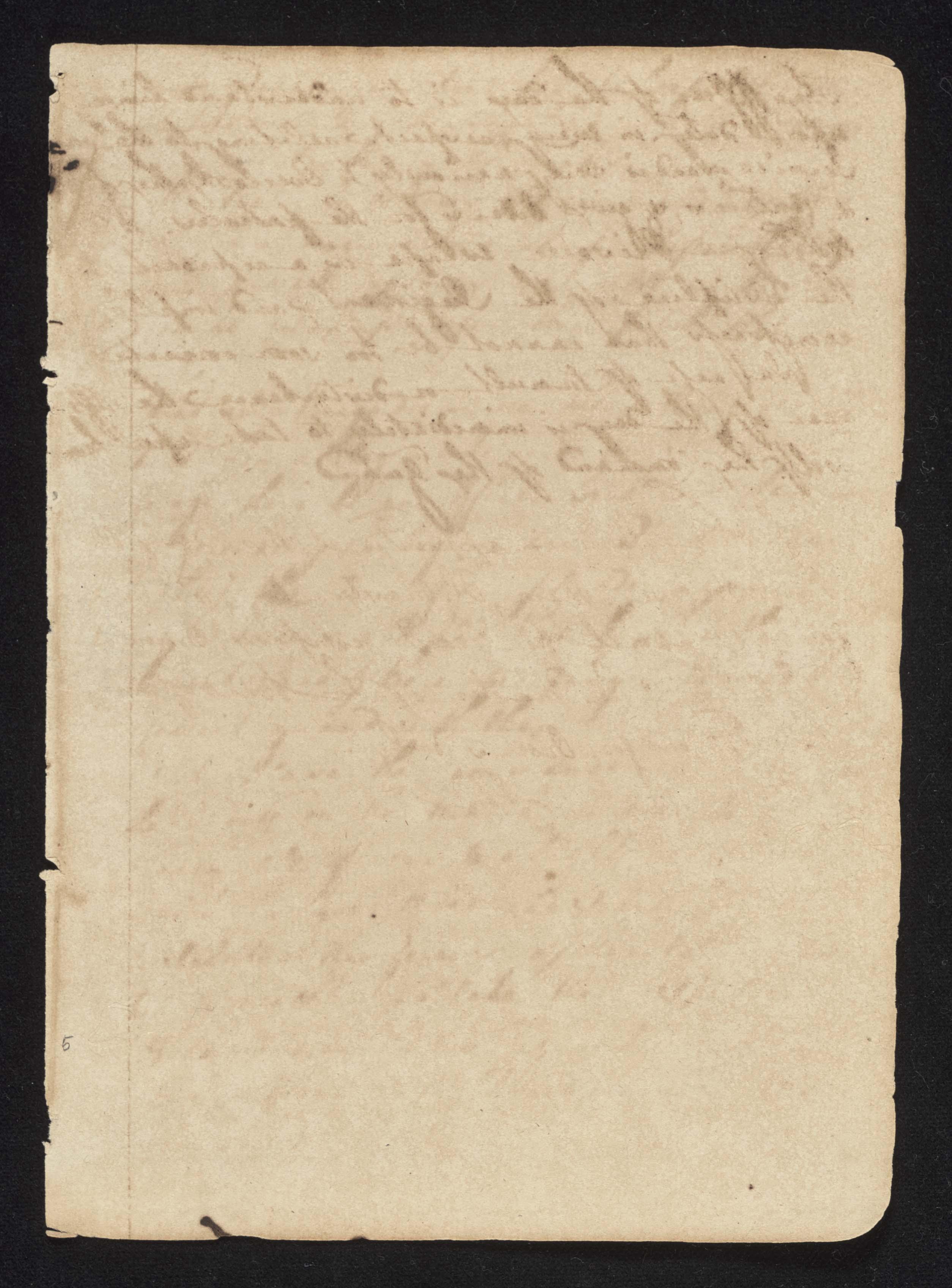South Carolina Regiment Order Book, Page 9