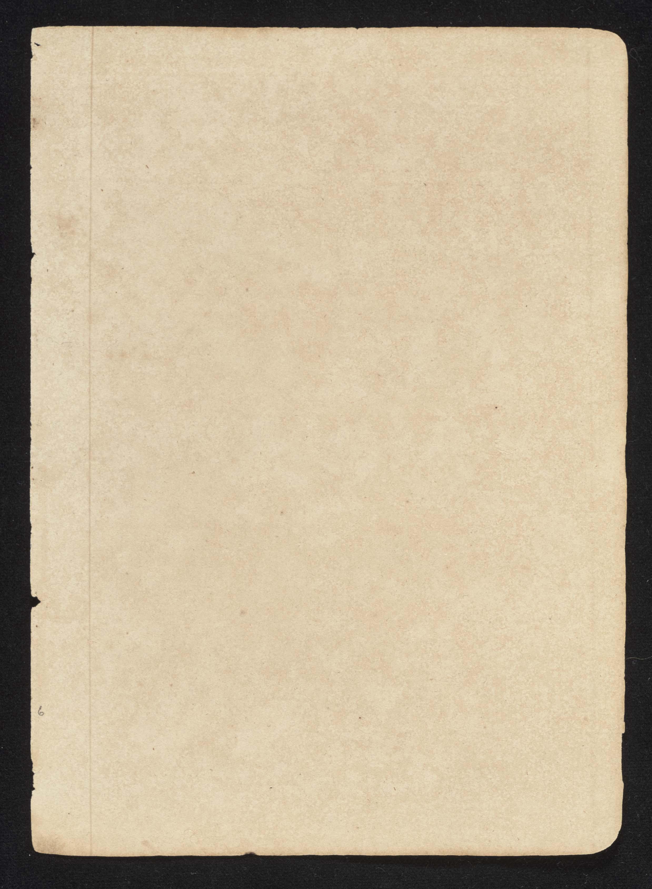 South Carolina Regiment Order Book, Page 11