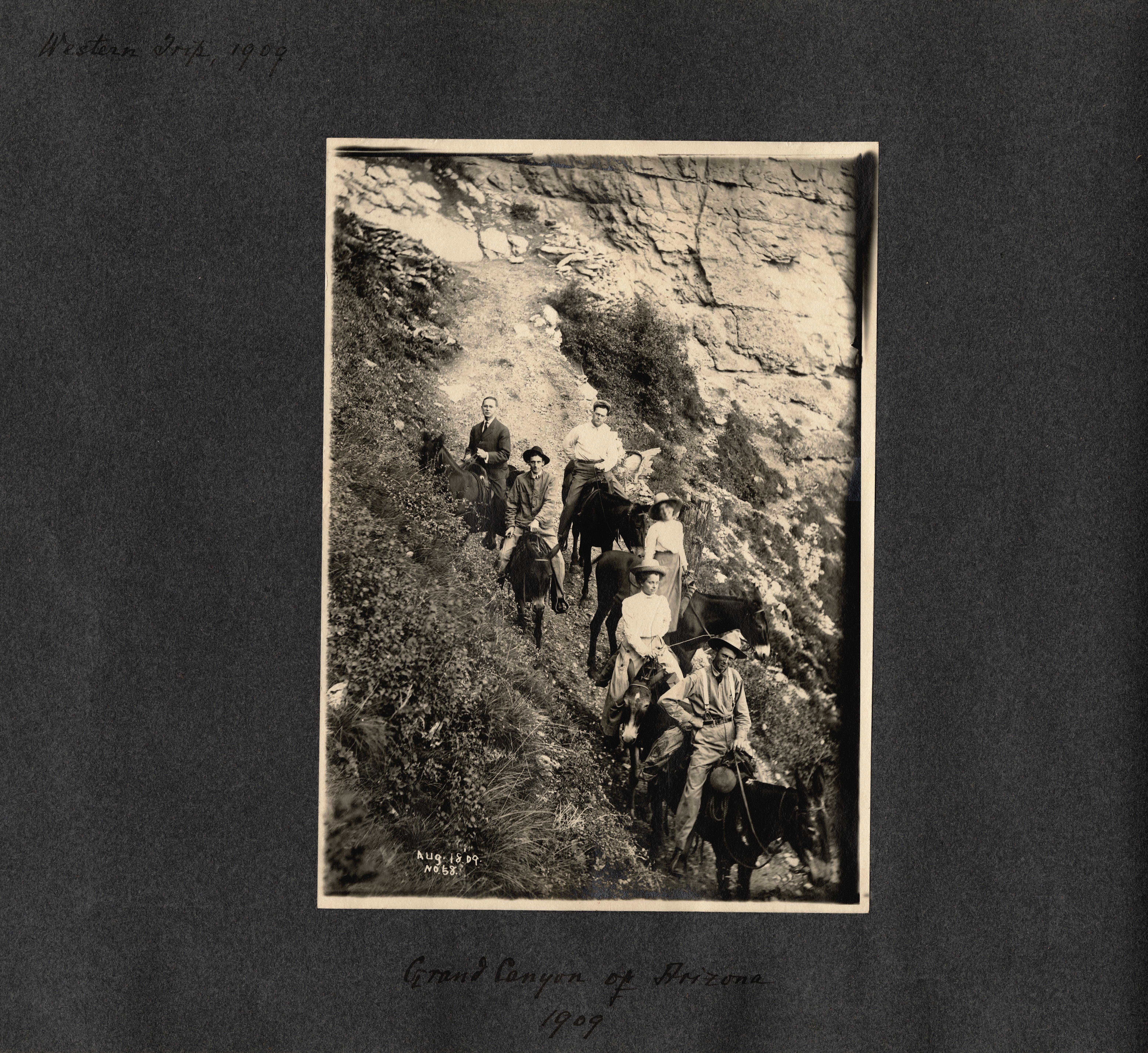 38. Western Trip 1909