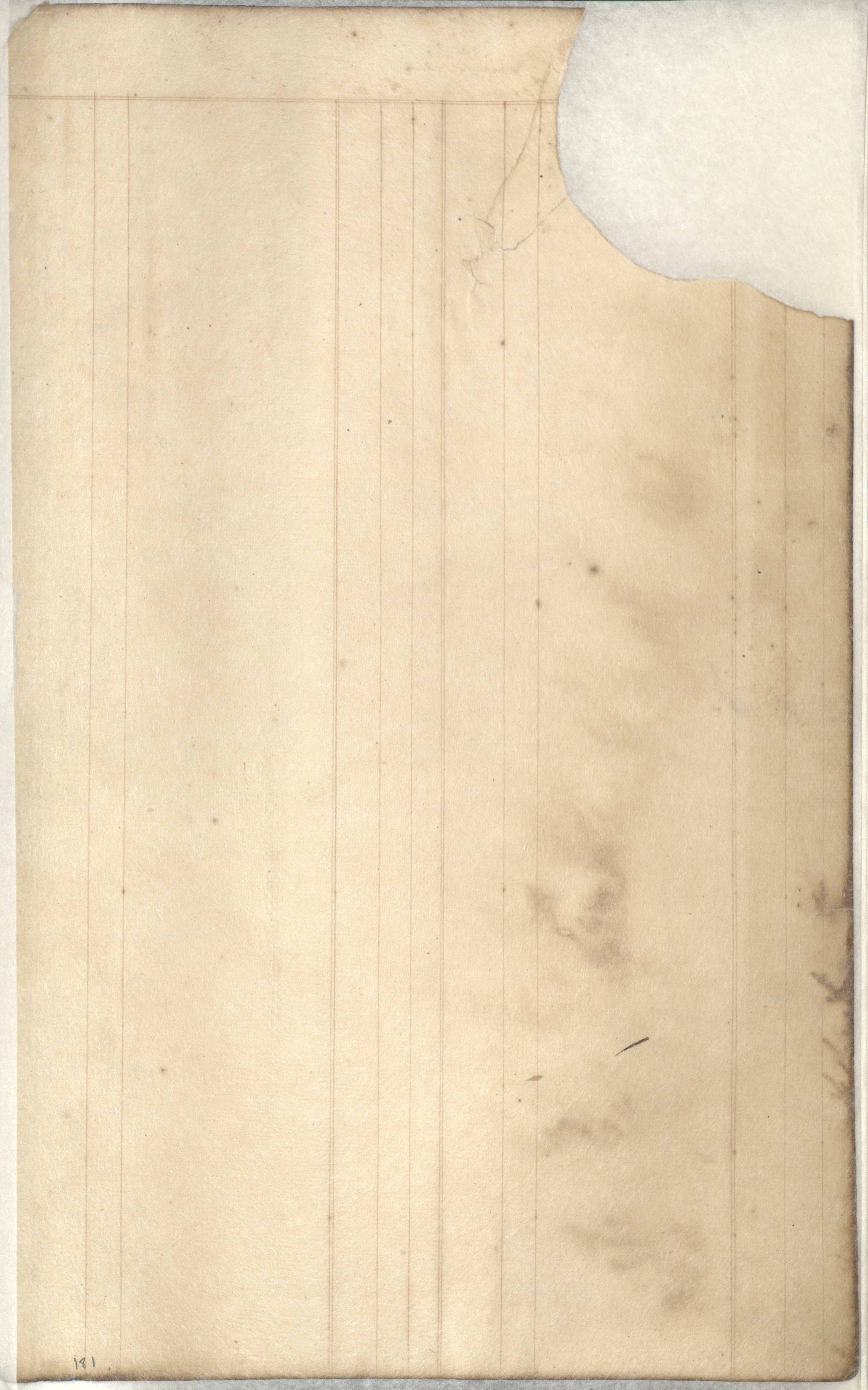 Plowden Weston's Business Ledger, Plantation Records 100