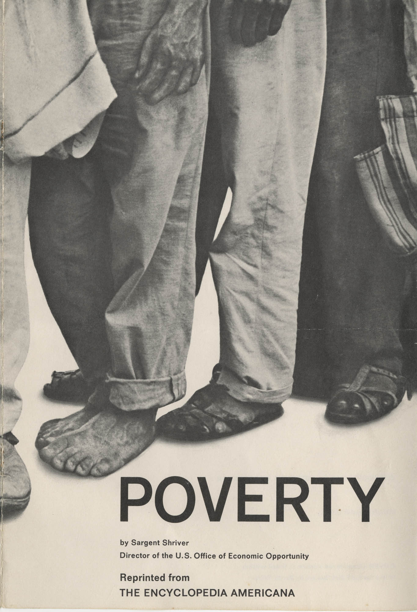 Poverty, Front Cover Exterior