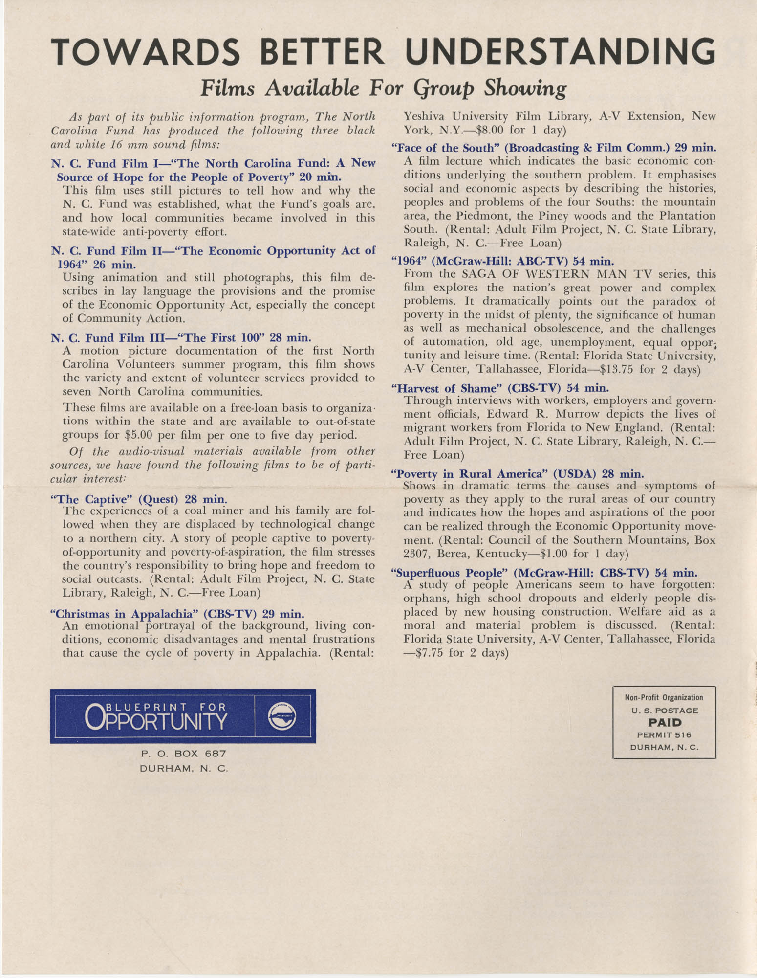 Blueprint for Opportunity, Vol. 2, No. 3, Page 8