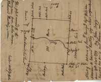 Plat in Goose Creek 1719