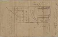 Wappoo Creek Plat 1844