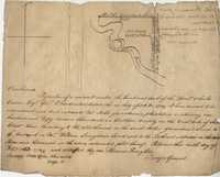 Edisto River Plat 1715