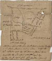 St. Paul's Parish Plat 1805