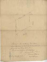 Dill's Bluff Plat 1878