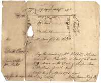St.Paul's Parish Plat 1804