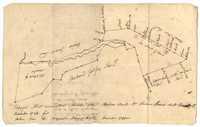 St. Andrew's Parish Plat 1742