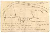St. Andrew's Parish Plat 1763