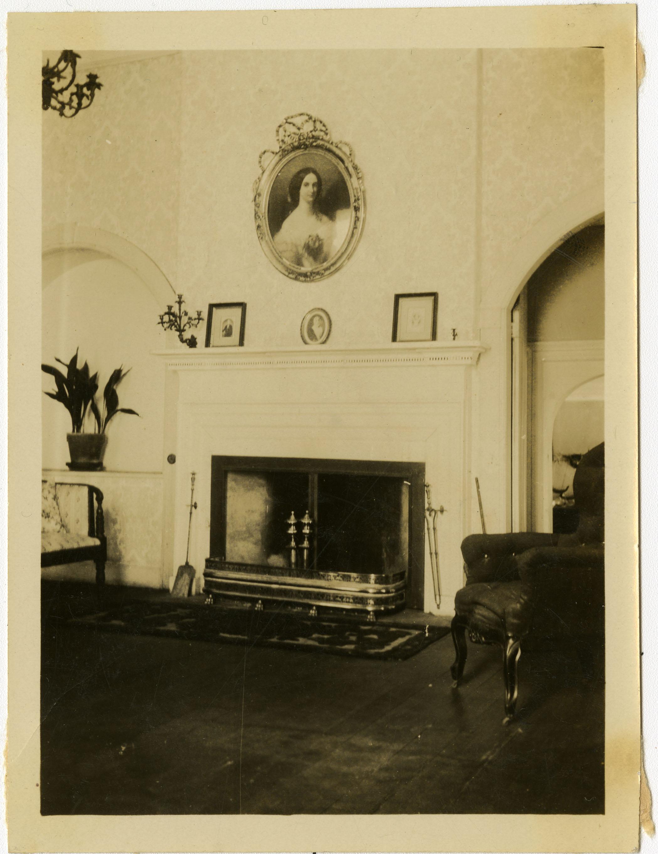 Photograph of Fairfield plantation mansion