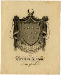 Crest for Charles Alston