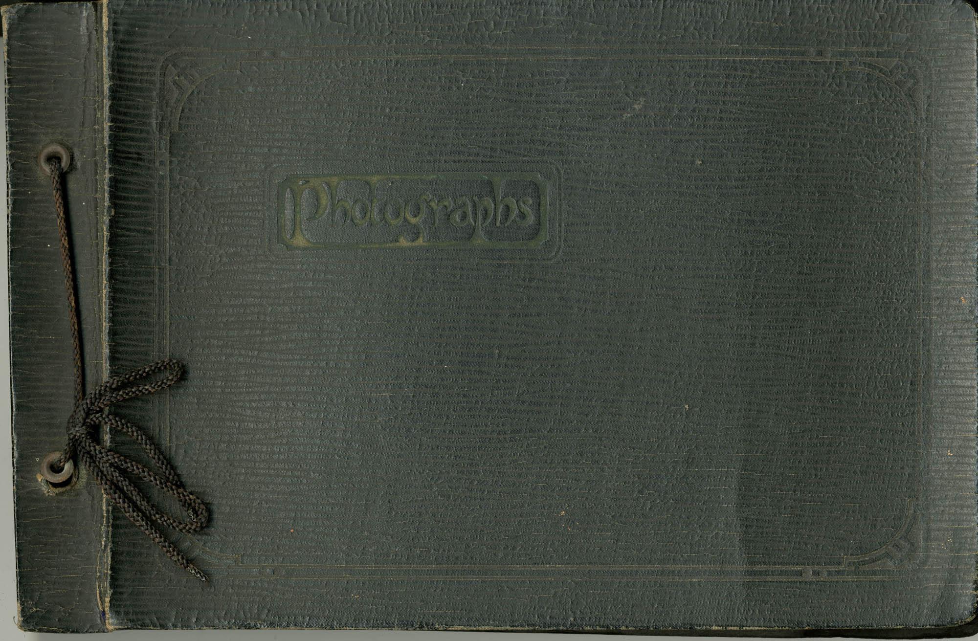 Photograph Album of Laura M. Bragg