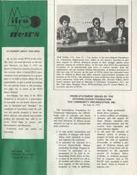 IFCO News, Volume II, Issue III