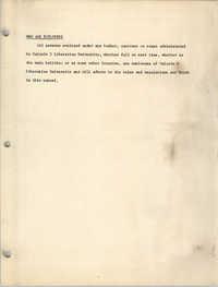 Malcolm X Liberation University Employment Manual