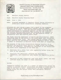 County Council of Beaufort County Memorandum and Zoning Ordinance, June 4, 1992