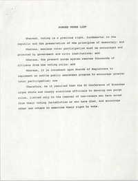 NAACP Bylaws Materials