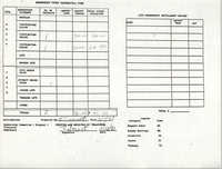 Charleston Branch of the NAACP Funds Transmittal Forms, February 1992, Page 3