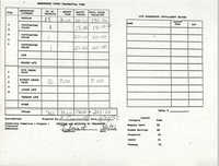 Charleston Branch of the NAACP Funds Transmittal Forms, February 1992, Page 6