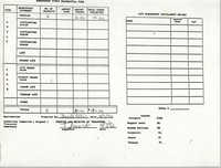 Charleston Branch of the NAACP Funds Transmittal Forms, April 1992, Page 2