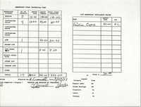 Charleston Branch of the NAACP Funds Transmittal Forms, May 1992, Page 2