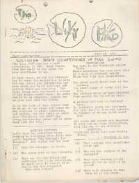 The Lily Pad, Camp Merrie-Woode Newsletter, June 23, 1942