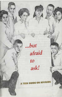 Brochure, A Teen Guide on HIV/Aids, NAACP National Health Committee