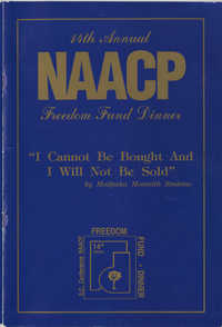 14th Annual NAACP Freedom Fund Dinner