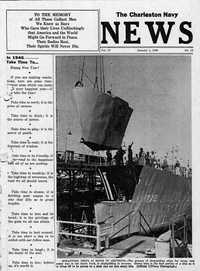 Charleston Naval Shipyard Newsletters, Book 4