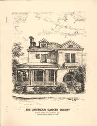American Cancer Society, Handbook for Board Members for the Charleston County Unit, 1979-1980