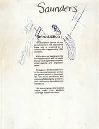 1990 Elections Handbook