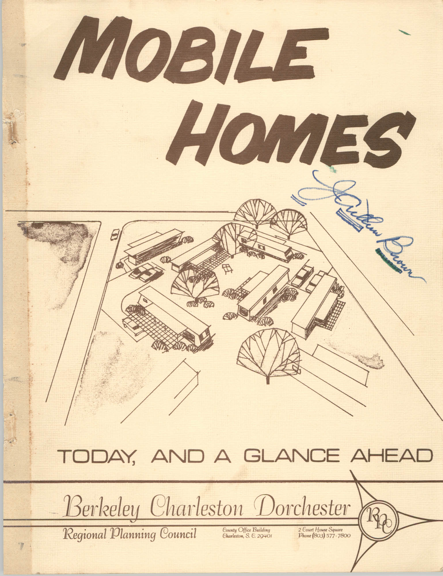 Mobile Homes: Today, and A Glance Ahead