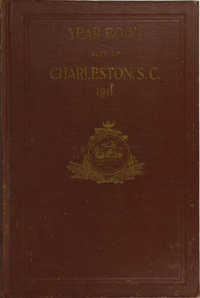 Charleston Yearbook, 1911