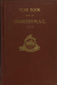 Charleston Yearbook, 1916