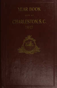 Charleston Yearbook, 1917