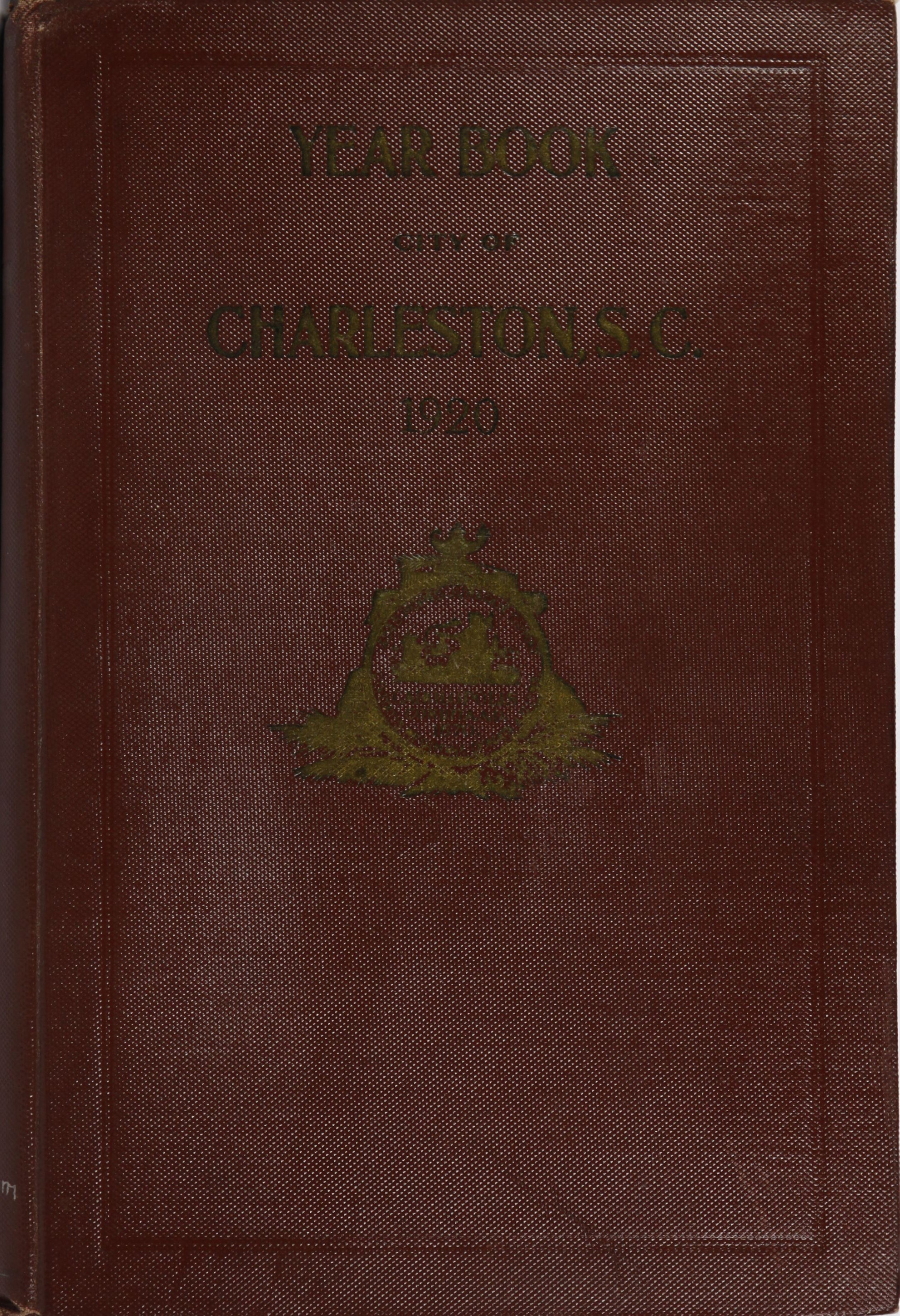 Charleston Yearbook, 1920