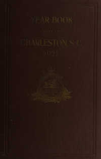 Charleston Yearbook, 1921