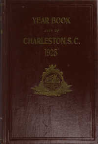Charleston Yearbook, 1925