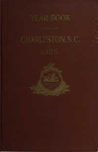 Charleston Yearbook, 1926