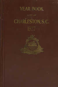 Charleston Yearbook, 1927